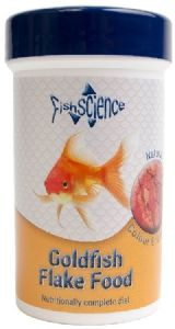 FishScience Coldwater fish flake food 20g 50g Goldfish Fish Science